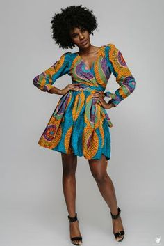 African Dresses Gown Style