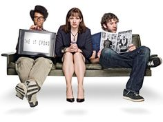The IT Crowd - Hysterical.  Gotta love British humor they are so quirky and take things to the next level.