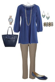 """""""Plus Size Work Outfit"""" by jmc6115 on Polyvore"""