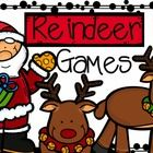 Want to keep your students learning even through the hoopla before Christmas break? Well, it's time for some fun and silly reindeer games! These games include a Christmas theme throughout and require students to problem solve as a group or pairs. Some materials from home are needed.