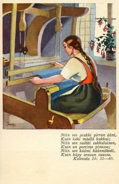 Martta Wendelin Cards.