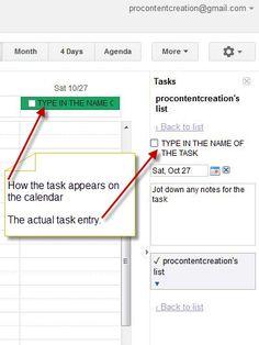 How to Use Google Calendar to Create an Editorial Calendar