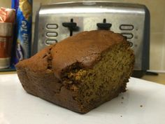 Quick and Easy Eggless Banana Bread