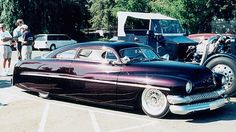 51 Mercury dream car <3