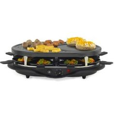 Raclette Grill- yum and great for entertaining!