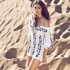 Victoria Tunic, 61€, by TAPARA beachwear !!