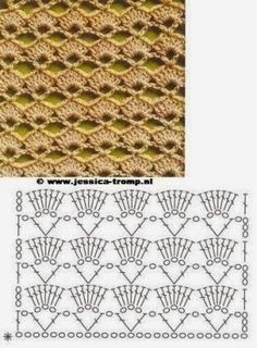 20 Points Crochet Patterns Openwork Crochet Patterns ~
