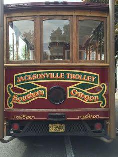 Travel to Jacksonville, Oregon