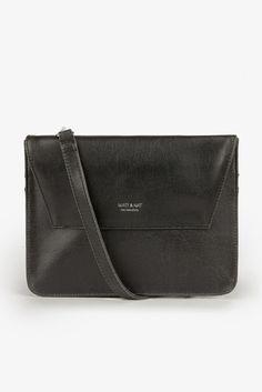 Matt And Nat Velo Bag Black