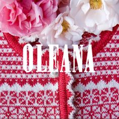 "OLEANA Collection Catalogue Cover  ""2010/11"""