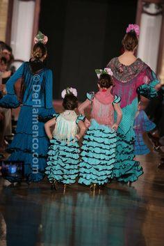 Fotografías Moda Flamenca - We Love Flamenco 2014 - Rocío Peralta- desfile infantil - Foto 05