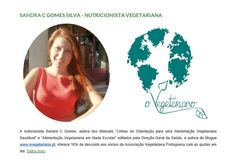 Excelentes notícias: A partir de hoje eu e a Associação Vegetariana Portuguesa somos parceiros! - Great news: from now long me and the Portuguese Vegetarian Association are partners!  #avp #associaçãovegetarianaportuguesa #nutrição #nutricionista #vegana #vegetariana