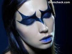 Znalezione obrazy dla zapytania halloween makeup