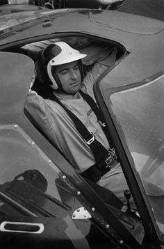 Bob Bondurant, Ford GT40, Le Mans, 1965