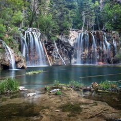 Hanging Lake - Colorado Summer Bucket List  photo by: Wil Claussen
