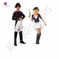 Disfraz de #Napoleona para Mujer #disfraces para #grupos #comparsas en #mercadisfraces.es tu #tienda de #disfraces #online