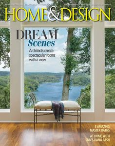 Our R. Barbaree on the cover of Home & Design Magazine | PRESS ...