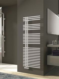 Fancy asymmetrische badheizk rper elektroheizk rper asymmetrische handtuchheizk rper elektrischer handtuchtrockner