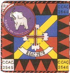 Batalhão de Caçadores 2878 Angola