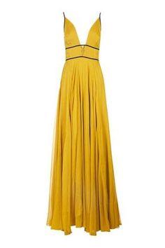 Chiffon Beaded Maxi Dress - Dresses - Clothing - Topshop USA