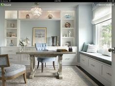 Amazing space, love every detail.