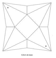 Recup de Sherwood: Boite Pyramide en papier