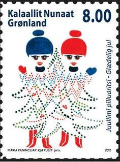 Groenlandia. Maria Paninguak Kjaerulff
