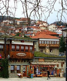 Metsovo, Greece...