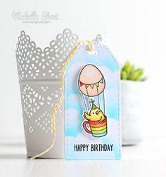Birthday Chickies - Your Next Stamp