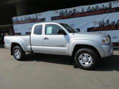 2010 Toyota Tacoma, 38,046 miles, $23,688.