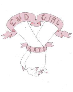 Feminista feminismo feminism girl power igualdade end girl hate