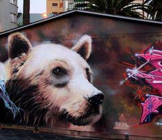 Le Street Art étonnant De XAV Street Art Street And Graffiti - Spanish street artist transforms building facades into amazing artworks