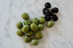 The 1-2-3 Way to Pit Olives