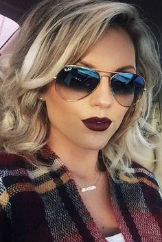 New hair cuts for round faces curly ideas Hairstyles For Round Faces, Pretty Hairstyles, Layered Hairstyles, Fringe Hairstyles, Blonde Hairstyles, Hairstyles 2018, Short Hair Cuts For Round Faces, Sweet Hairstyles, Medium Hair Round Face