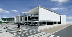 Mercado Público de Blumenau - Atelier Paralelo - Escritório de Arquitetura Brasília - arquiteto Thiago de Andrade