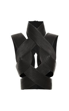 Shop Corded Interlock Top by Dion Lee for Preorder on Moda Operandi