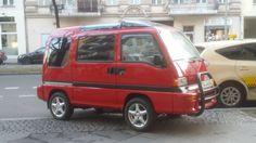 Subaru Libero 4WD SDX - Einzelstück - 2x Alufelgen - 1A as Van / Minibus in Berlin