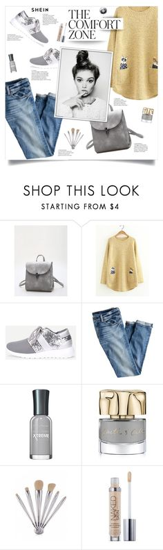 """""""Shein 5"""" by smajlovicelvira ❤ liked on Polyvore featuring J.Crew, Smith & Cult and Urban Decay"""