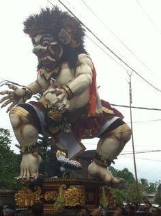 Ogohogohs Bali New Year