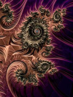 Fractal Patterns, Colorful Wallpaper, Fractal Art, Psychedelic, Digital Art, Graphics, Wallpapers, Texture, Ornaments