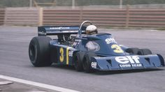 Whenever we see No. 3 slapped on the side of a Formula 1 car, it's the 1976 Swedish Grand Prix that comes to mind. Though he hated the car (and quit Tyrrell after the season), Jody Scheckter became the only driver to win a GP piloting a six-wheel car. One of motorsport's truly bizarre moments and one of our favorites.