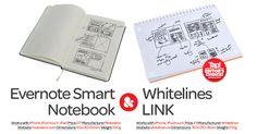 Whitelines | Review: Moleskine Smart Notebook vs Whitelines Link (by Tap! Magazine)