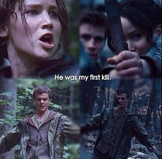 """""""He was my first kill"""""""