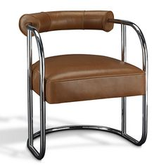 Guest Chair or Conf Chair:  City Modern Dining Chair - Dining Chairs - Furniture - Products - Ralph Lauren Home - RalphLaurenHome.com