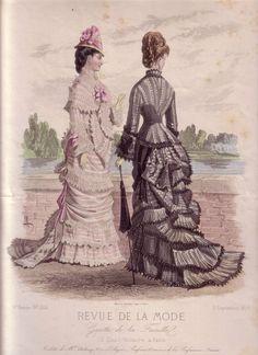 Revue de la Mode 1876