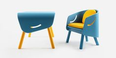 TITOT TITOT, a compound word of 'Tiny' and 'Tot', is a furniture brand for children. Joongho Choi is working as a design director for the brand and collaborating with several Korean designers to apply.
