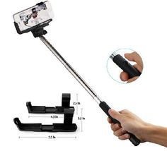 There many varieties of selfie sticks & stands available for smartphones. Do check out this list of best selfie sticks for Windows Phone, iPhone & Android.