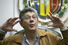 Ramos Allup: Incendio en Guaraguao es culpa de la MUD o de Obama?