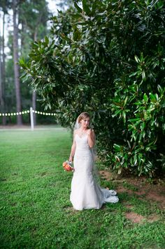 Beautiful Southern Bridal Session by Anchor & Veil Photography