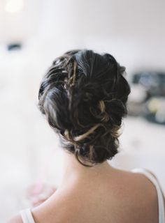 Bridal Updo   photography by http://rochellecheever.com/
